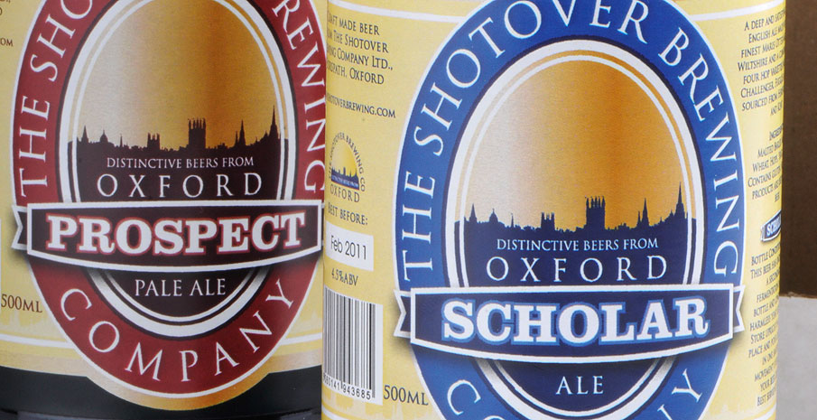 Shotover beers